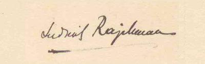 Ludwik Rajchman