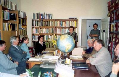 wizyta 20 członków Komisji ds. Historii Niemców w Polsce