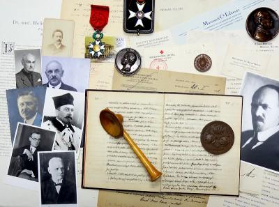 Materiały gromadzone w archiwum