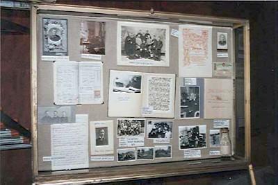 """Wystawa """"Uczeni Poznańscy"""" - gablota poświęcona Stefanowi Vrtelowi-Wierczyńskiemu (1886-1963)"""