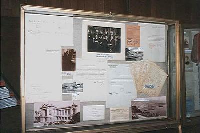 Pokaz zbiorów archiwalnych na wystawie