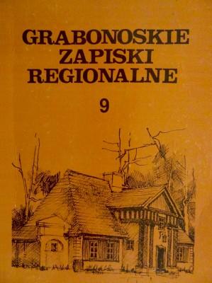 """""""Grabonoskie Zapiski Regionalne"""" z referatami z konferencji poświęconej Stanisławowi Helsztyńskiemu"""