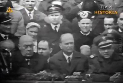 1966 JK MILLENIUM CYRANKIEWICZ NA TRYBUNIE