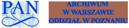 Archiwum PAN Oddział w Poznaniu